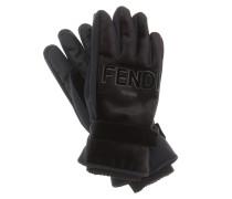 Handschuhe mit Samt