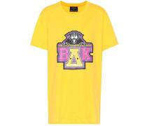 X Beyoncé T-Shirt aus Baumwolle