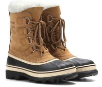 Winterstiefel Caribou® aus Nubukleder