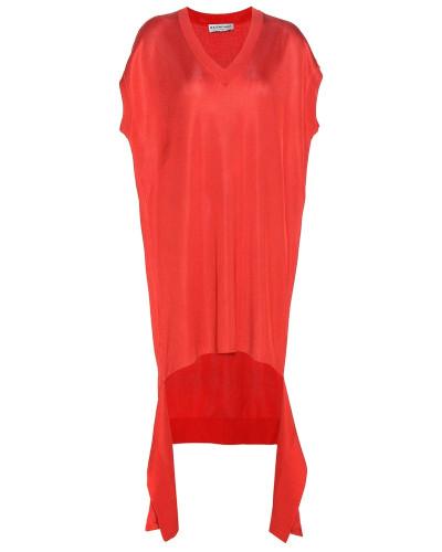 Kleid aus Piqué