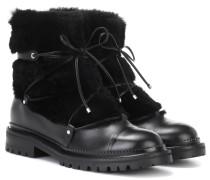 Ankle Boots Darcie aus Leder