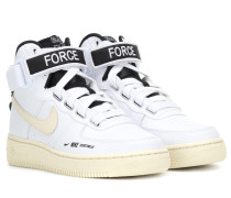 Sneakers Air Force 1 aus Leder