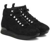 High-Top-Sneakers H222