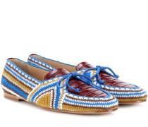 Loafers Hays mit Lederanteil