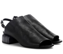 Sandalen Caress aus Leder