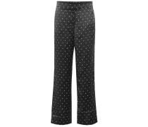 Pyjama-Hose aus Seide