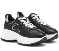 Sneaker Maxi I Active aus Leder