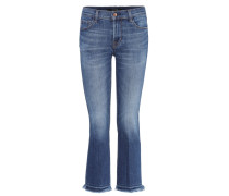 Mid-Rise Bootcut Jeans Selena