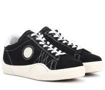 Sneakers Wave aus Veloursleder