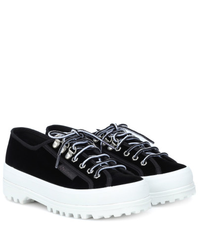 X SUPERGA® Sneakers Griffith Low