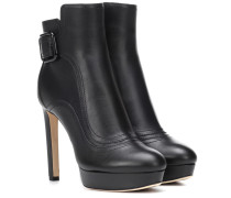 Ankle Boots Britney 115 aus Leder