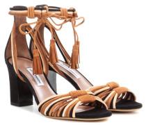 Sandaletten Jamie aus Veloursleder