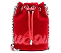 Bucket-Bag Marie Jane aus Samt