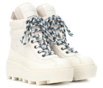 Ankle Boots Shay aus Leder