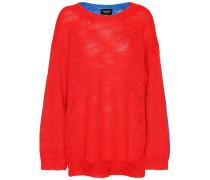 Pullover aus Alpaca und Mohair