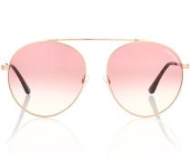 Aviator-Sonnenbrille Simone