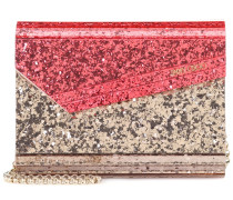 Clutch Candy mit Glitter