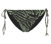Bedrucktes Bikini-Höschen