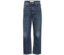 High Rise Jeans Komo