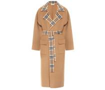 Mantel Meryl aus einem Wollgemisch