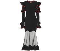 Alexander McQueen Kleid mit Volants