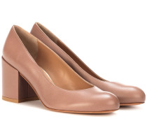 Pumps Pronto aus Veloursleder