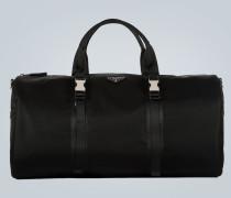 Reisetasche aus Nylon mit Logo