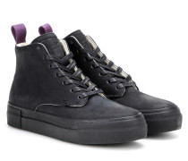 High-Top-Sneakers Odyssey aus Leder