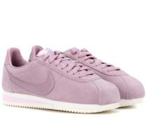 Sneakers Classic Cortez aus Veloursleder