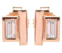 Ohrringe Prive aus 18kt Roségold mit Diamanten