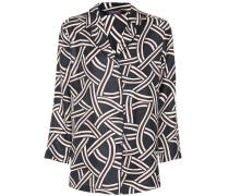 Pyjama-Top Selim aus Seiden