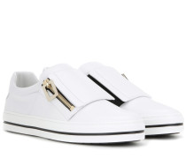 Slip-on-Sneakers Sneaky Viv' aus Leder