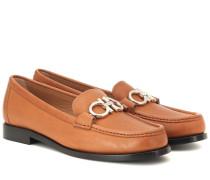 Loafers Rolo aus Leder