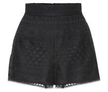 Shorts aus Spitze