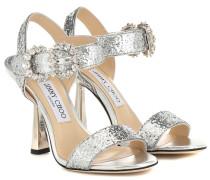 Sandalen Sereno 100 mit Glitter