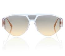 Aviator-Sonnenbrille DiorClan1