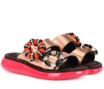 Sandalen Sage aus Leder