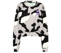 Exklusiv bei Mytheresa – Sweatshirt aus Stretch-Baumwolle