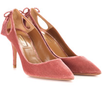 Pumps Forever Marylin 85 aus Samt