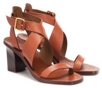 Sandalen Virginia aus Leder