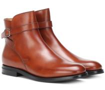 Ankle Boots Merthyr aus Leder