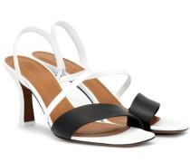 Sandalen Ecu aus Leder
