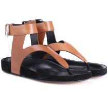 Sandalen Elwina aus Leder