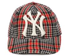 Baseballcap aus einem Wollgemisch