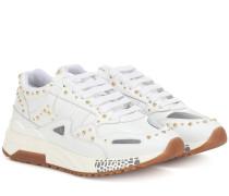 Sneakers Achilles aus Leder