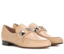 Garavani Loafers aus Leder
