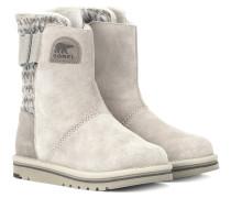 Ankle Boots Newbie™ aus Leder