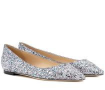 Ballerinas Romy mit Glitter
