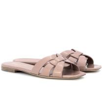 Sandalen Nu Pieds 05 aus Lackleder