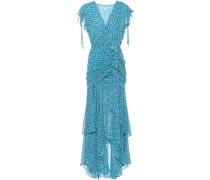 Kleid Samara aus Seiden-Crêpe